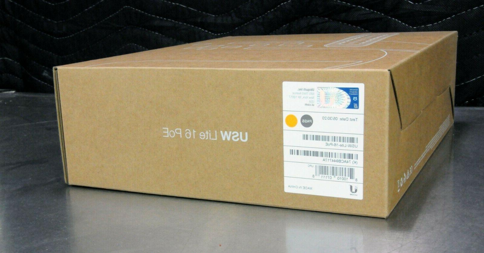 Ubiquiti Switch - SEALED